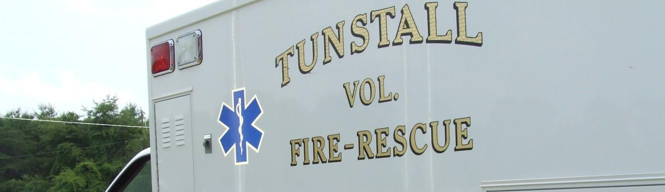 Tunstall Fire & Rescue